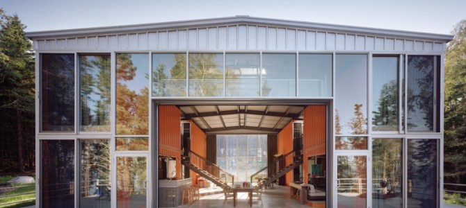 15 Iconic Shipping Container Homes – A closer look…