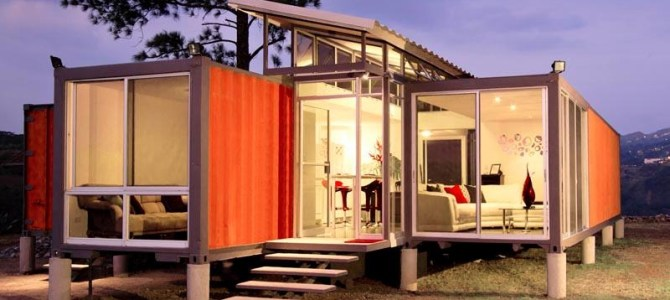 Containers of Hope, Shipping Container Home San Jose, Costa Rica.