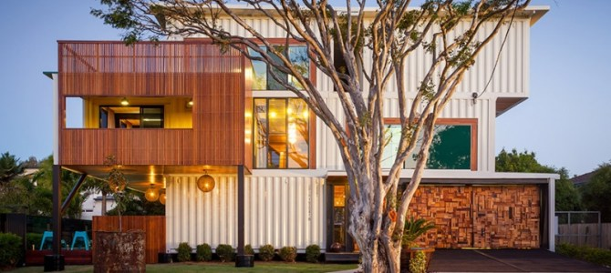 Graceville Container Home, Brisbane, Australia