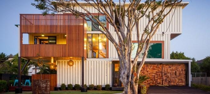 Graceville Container Home, Brisbane, Australia