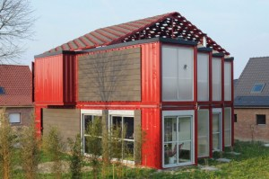 Maison Container Lille