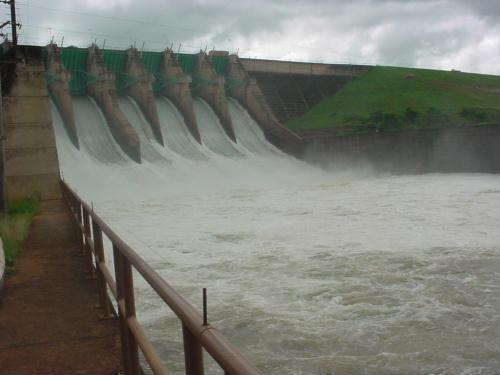 hidrelétrica