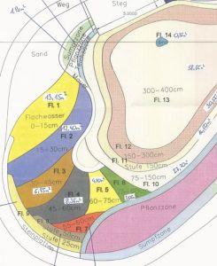 Wir bauen einen Teich 7/… Der Seicht- und Strandbereich