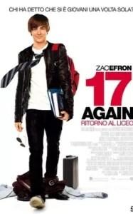 17 Again - Ritorno al liceo Locandina