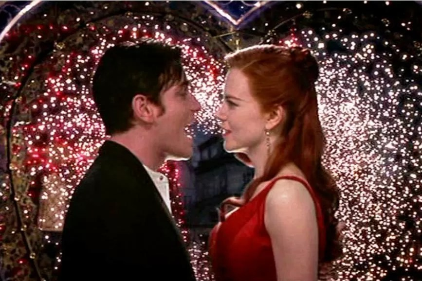 Moulin Rouge Christian e Satin