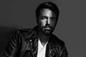 Ben Affleck photoshoot