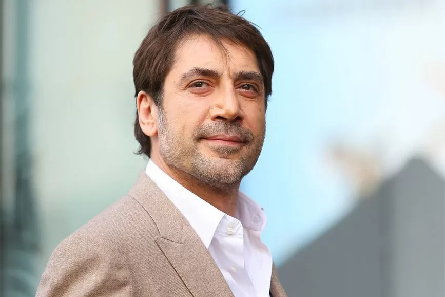 Javier Bardem Shoot