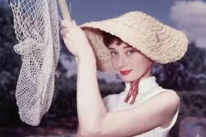 Audrey Hepburn giovanissima