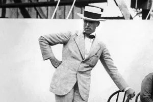 David Wark Griffith mezzo busto