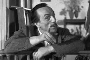 Eduardo De Filippo sigaro