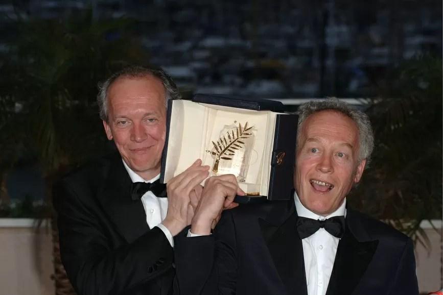 Luc e Jean-Pierre Dardenne vincitori a Cannes