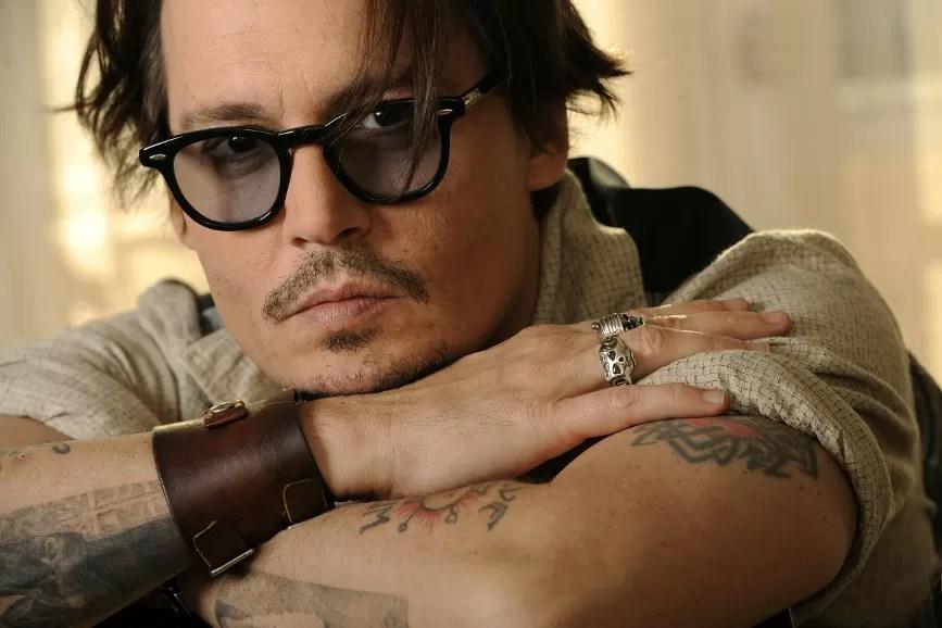 Johnny Depp Sexy