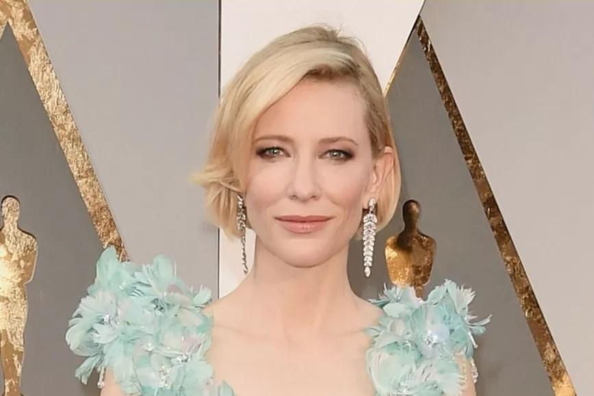 Cate Blanchett filmografia
