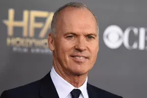 Michael Keaton sul carpet