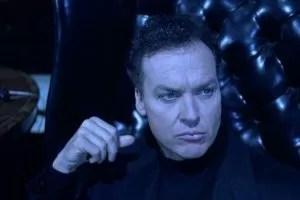 Michael Keaton è il Batman di Tim Burton
