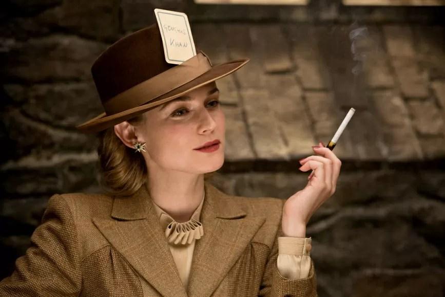 Diane Kruger scena film Bastardi senza gloria