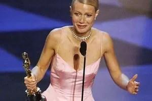 Gwyneth Paltrow oscar