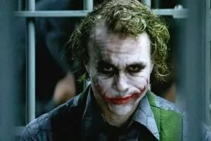 Heath Ledger Il cavaliere oscuro