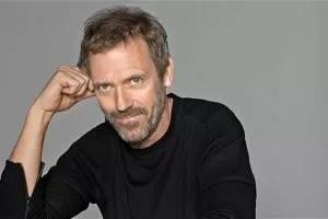 Hugh Laurie photoshoot