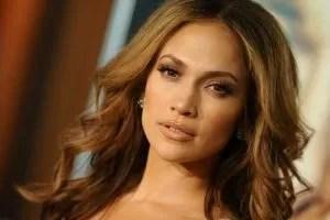Jennifer Lopez primo piano
