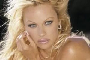 Pamela Anderson actress