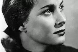 Alida Valli primo piano