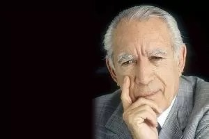 Anthony Quinn anziano