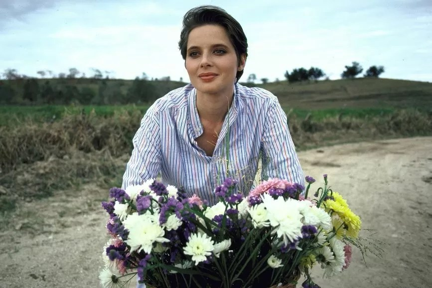 Isabella Rossellini filmografia