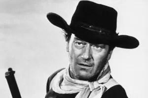 John Wayne attore