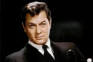 Tony Curtis cravatta