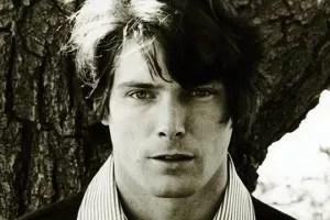 Christopher Reeve da giovane