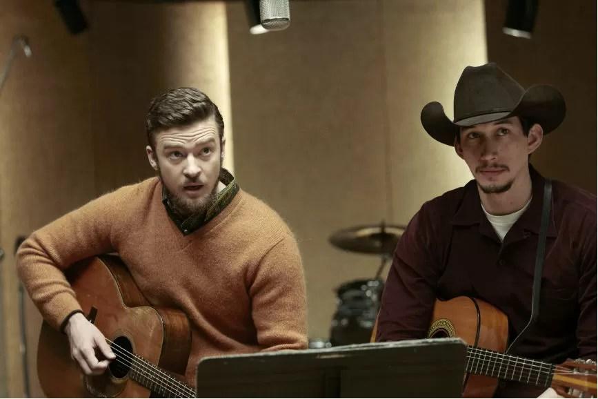 A proposito di Davis Justin Timberlake e Adam Driver