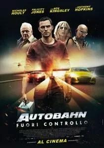 Autobahn – Fuori controllo locandina
