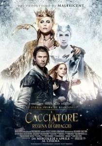 Il cacciatore e la regina di ghiaccio locandina