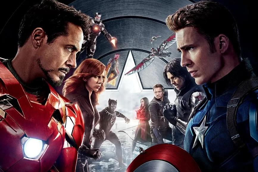 Captain America Civil War 1 Box Office USA