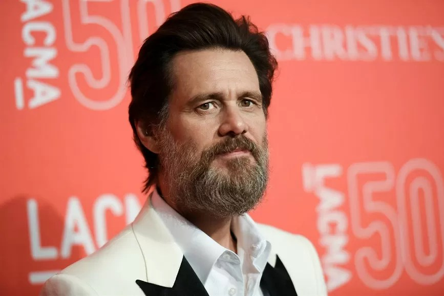 Jim Carrey Barba
