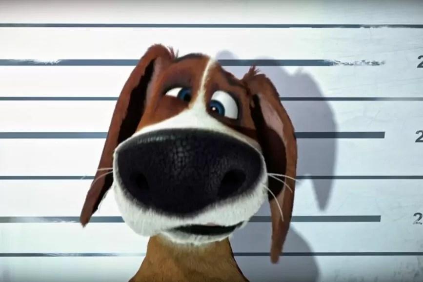 Ozzy - Cucciolo coraggioso scena film