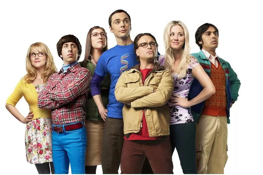 The Big Bang Theory sit com