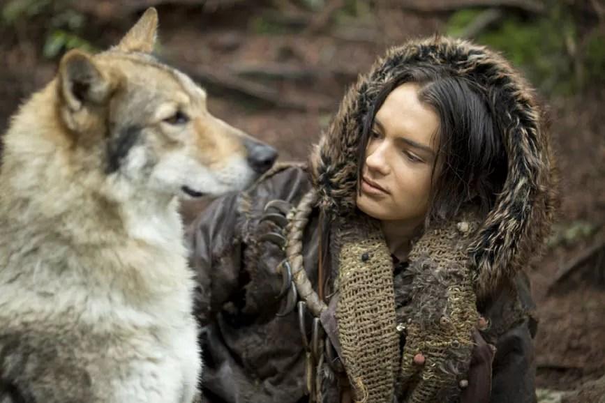 Alpha - Un'amicizia forte come la vita scena film