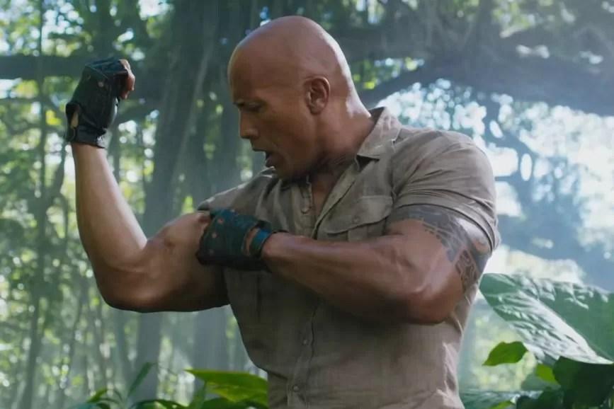 Jumanji 2 Box Office USA