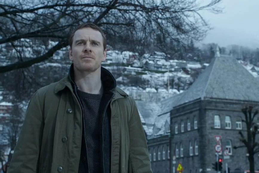 l'uomo di neve - Michael Fassbender recensione