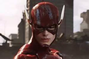Ezra Miller è The Flash