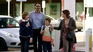 La mia famiglia a soqquadro - cast