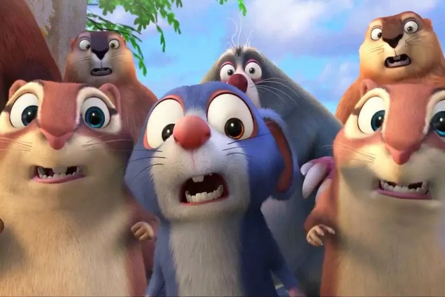 nut job Box office Italia