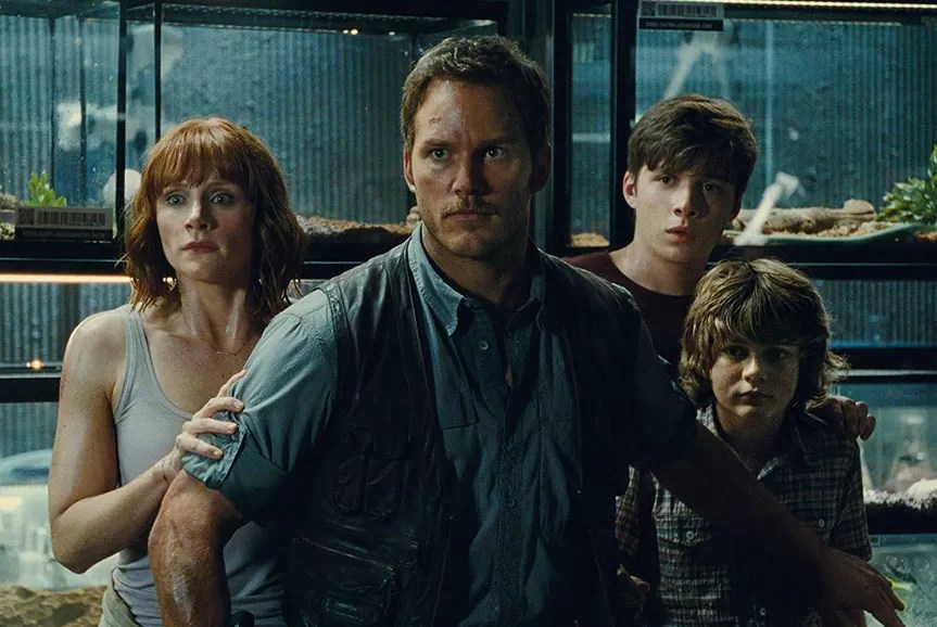 """Box Office Italia: """"Jurassic World"""": Il regno ditrutto al primo posto"""