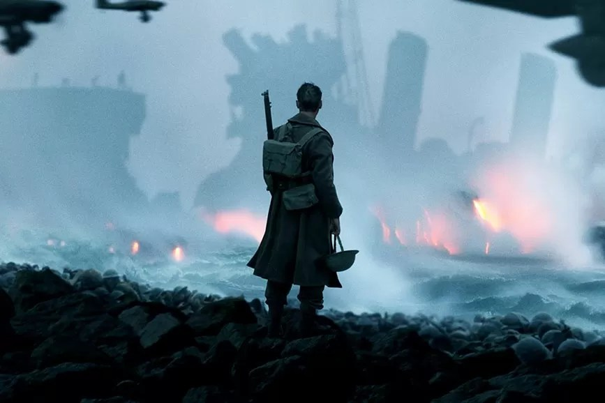 Dunkirk copertina