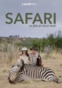 Safari Locandina