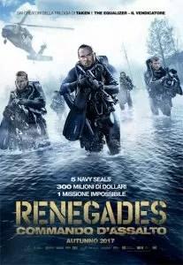 Renegades - Commando d'assalto locandina