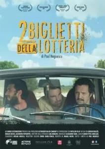 2 biglietti della lotteria poster