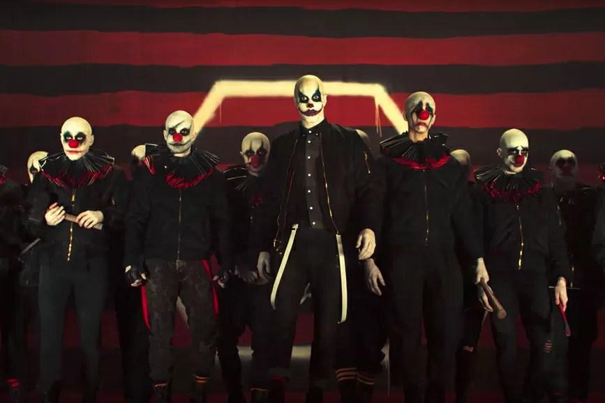 American Horror Story: Cult clown